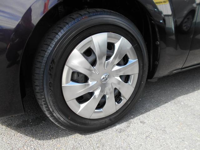 タイヤの山もまだ大丈夫です。