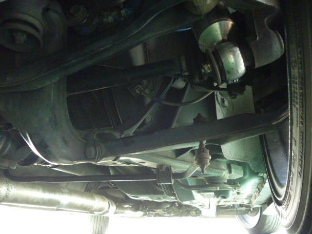 Q's2(スクエア) SR20DETターボ パワーFC HKSハイカム Z32エアフロ インジェクター エキマニ アウトレット フロントパイプ エレメント移動式オイルクーラー トラスト追加メーター LSDファイナル4.3(76枚目)