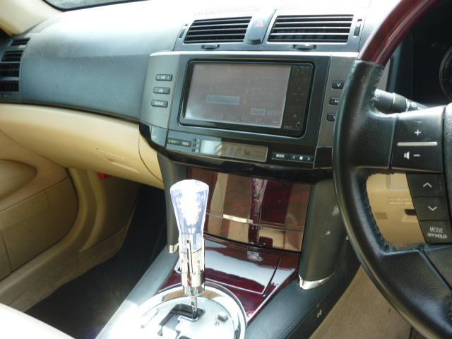 250G Fパッケージスマートエディション フルエアロ テインフルタップ車高調 スマートキー HDDナビ バックカメラ 19インチアルミ スモークテール ETC 地デジTV(23枚目)