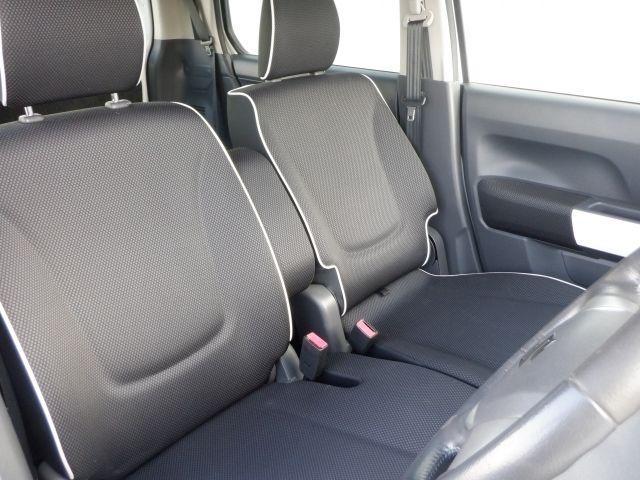 Xターボ シートヒーター付 スマ-トキ- ベンチシート キーレス オートエアコン 横滑り防止装置 ABS アイドルS イモビライザー キセノンヘッドランプ サポカー ETC付き パワーウインドウ(8枚目)