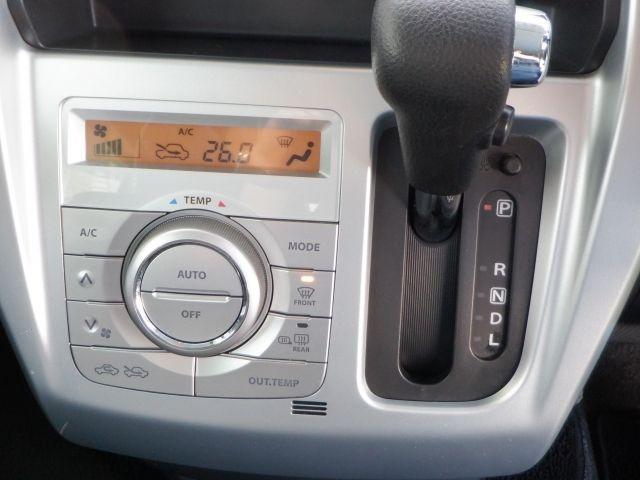 Xターボ シートヒーター付 スマ-トキ- ベンチシート キーレス オートエアコン 横滑り防止装置 ABS アイドルS イモビライザー キセノンヘッドランプ サポカー ETC付き パワーウインドウ(17枚目)