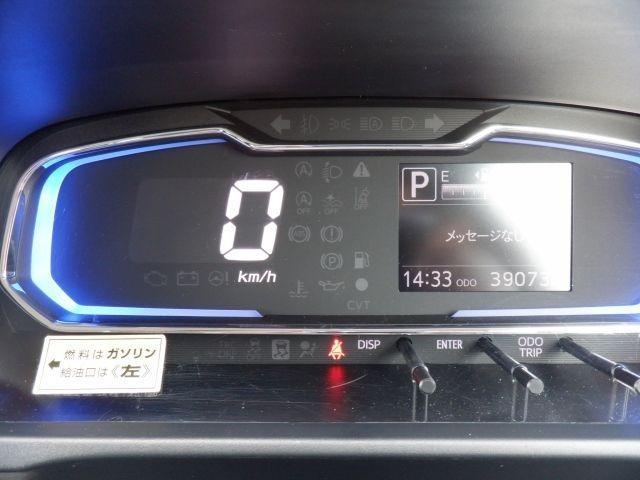 X SAIII 衝突軽減装置 キーレスキー バックモニター エコアイドル CDステレオ ETC LEDライト メモリーナビ ナビ ABS 盗難防止システム エアコン エアバック 横滑防止装置 衝突安全ボディ パワステ(12枚目)