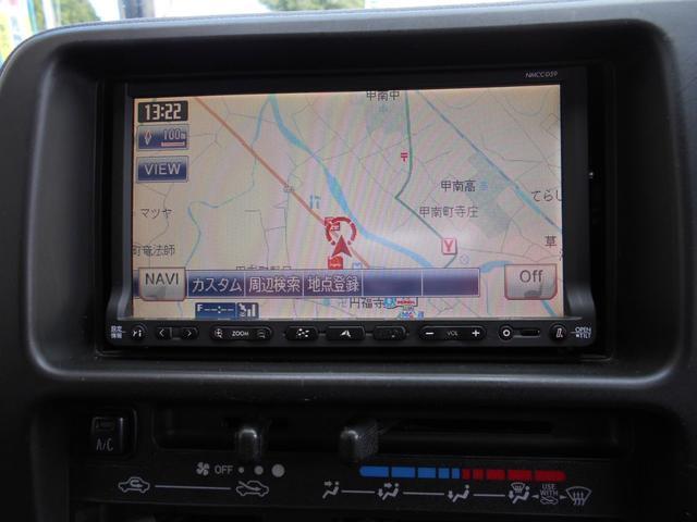 DX 2WD キーレス ETC  ナビ ルーフキャリア(11枚目)