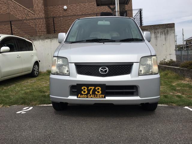 マツダ AZワゴン FM-G キーレス タイミングチェーン CD