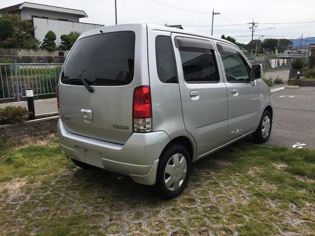 マツダ AZワゴン FM-G 車検2年整備付 キーレス タイミングチェーン CD