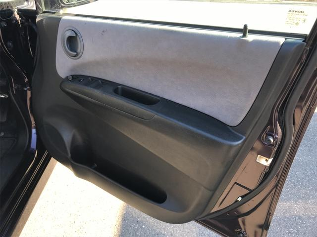 ディーバ HDDナビ エアロ キーレス 電動格納式ウィンカー付ドアミラー HID 純正14アルミ ベンチシート フルフラット Wエアバッグ 盗難防止装置 記録簿(27枚目)