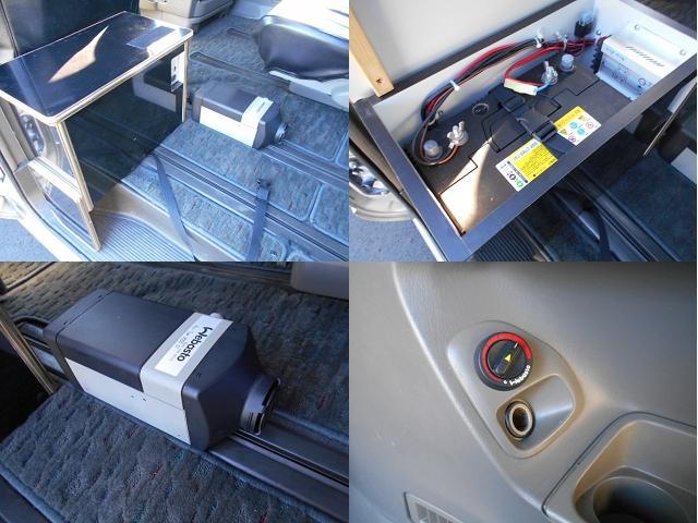 日産 エルグランド 日産ピースフィールドクラフト社製 ドリームスター 4WD