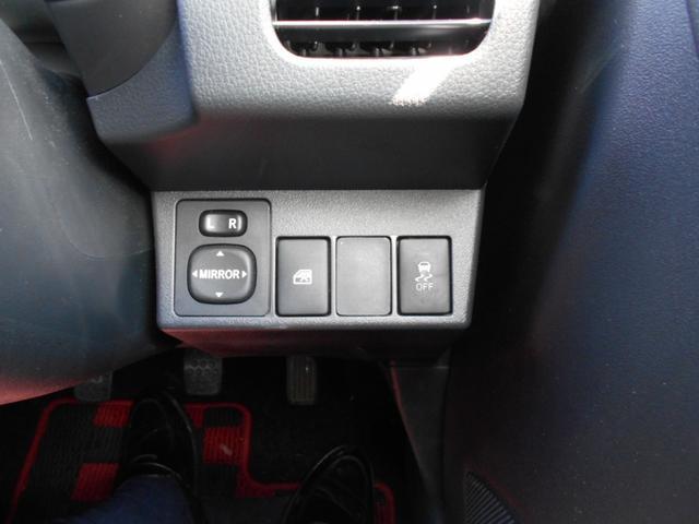 VSC&TRC付で車両を安定させます。