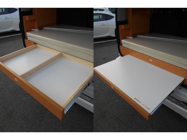 棚は取外し可能です。また高さを用途に応じて3段階に変えれます。