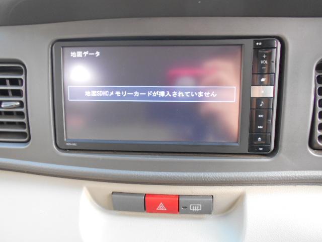 NSZN-W62 ダイハツ純正7型SDナビ。フルセグ DVD再生可能です。