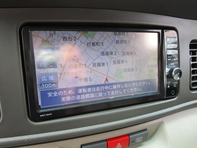 NMZP-W64D 7インチSDナビ フルセグ DVD再生可能です。
