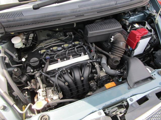 経済的な1300ccエンジン。大きさも 長さ388cm 幅168cm 高さ155cmのコンパクトなサイズです。