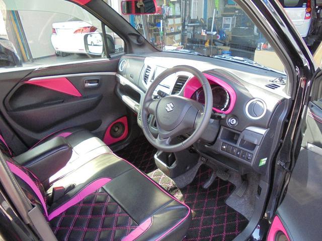 スズキ ワゴンR FXリミテッド 元99デモカー