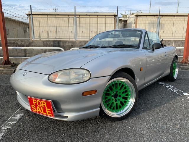 「マツダ」「ロードスター」「オープンカー」「奈良県」の中古車3