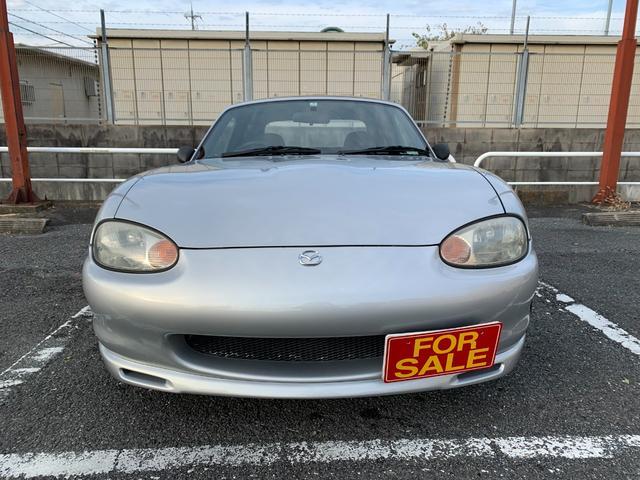「マツダ」「ロードスター」「オープンカー」「奈良県」の中古車10