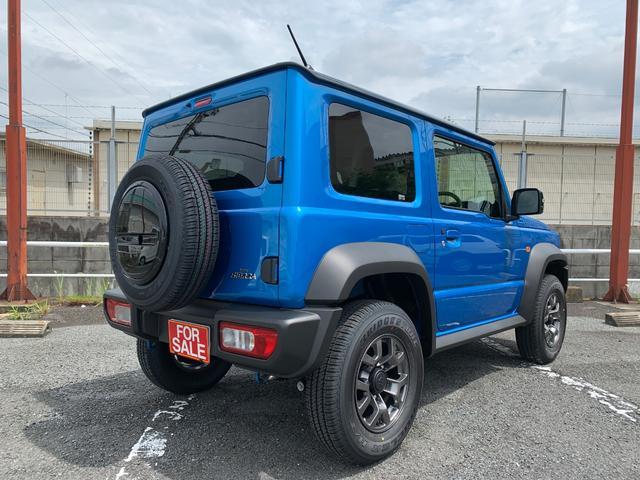 「スズキ」「ジムニーシエラ」「SUV・クロカン」「奈良県」の中古車4