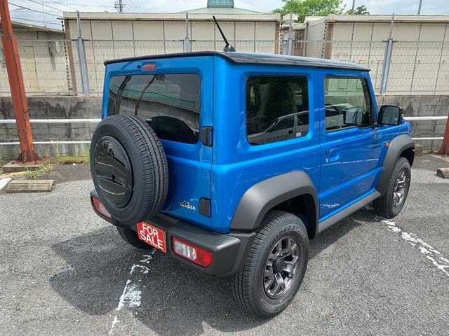 「スズキ」「ジムニーシエラ」「SUV・クロカン」「奈良県」の中古車5