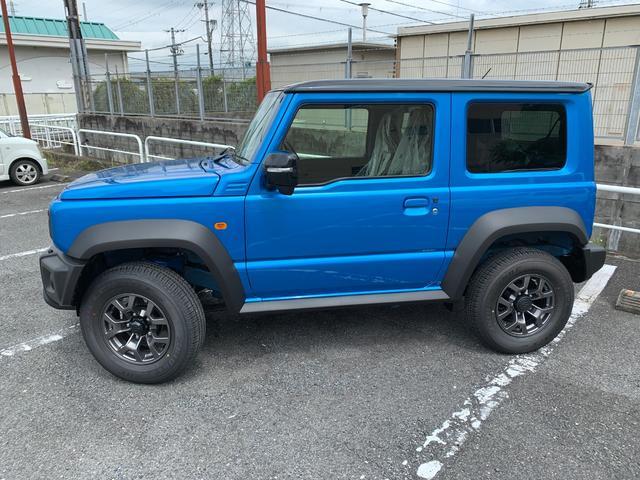 「スズキ」「ジムニーシエラ」「SUV・クロカン」「奈良県」の中古車7