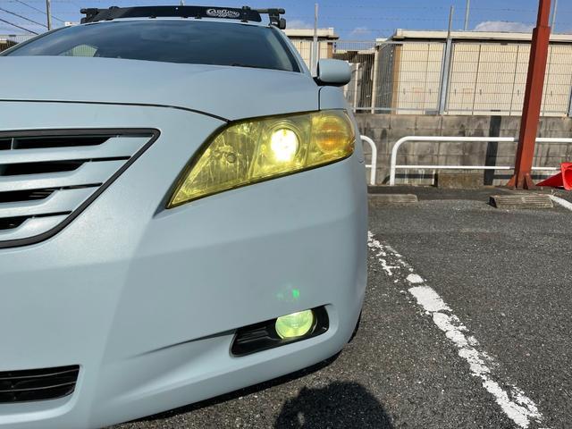 G 世田谷ベースカラー 社外ホイール マッドタイヤ キャリア HIDヘッドライト・フォグ(8枚目)