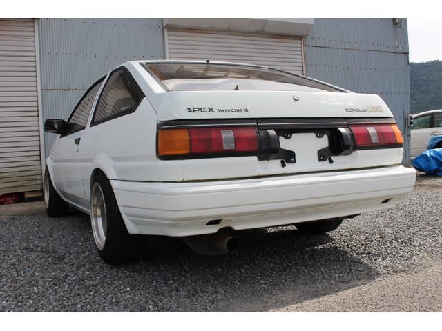 トヨタ カローラレビン GT APEX