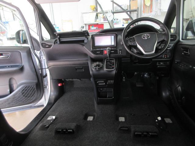 トヨタ ヴォクシー V フルセグHDDナビ バックカメラ 両側パワースライドドア