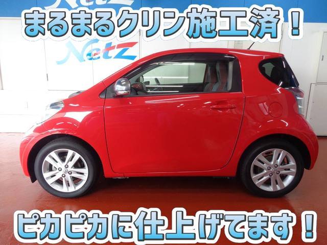 「トヨタ」「iQ」「コンパクトカー」「京都府」の中古車2