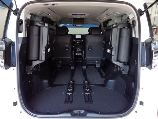 2.5Z Gエディション スマートキー 両側電動スライドドア ドライブレコーダー 横滑り防止装置 衝突被害軽減ブレーキ バックカメラ フルエアロ 盗難防止装置 障害物センサー フルセグSD ワンオーナー ETC 後席モニター(11枚目)
