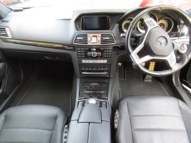 E250クーペAMGスポーツP レザーシート 保証付(15枚目)