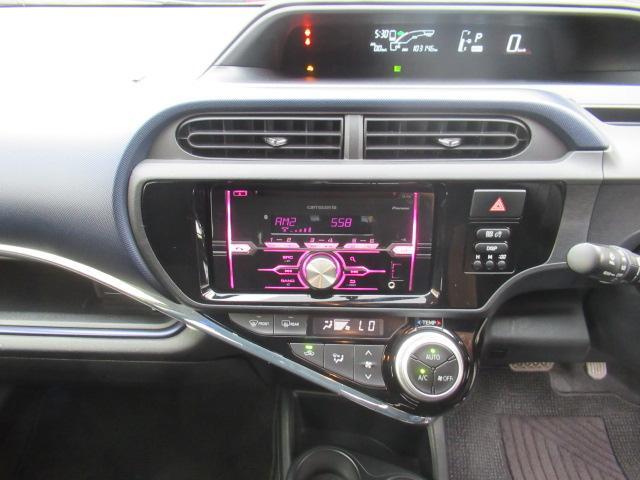 S ワンオーナー TRDエアロ LEDヘッドライト フォグランプ シートヒーター スマートキー(10枚目)