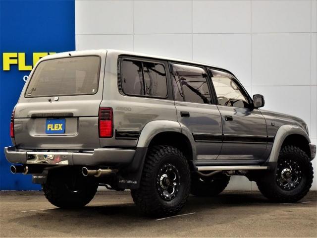 「トヨタ」「ランドクルーザー80」「SUV・クロカン」「大阪府」の中古車2
