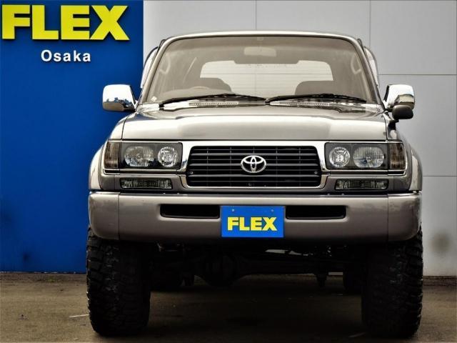 「トヨタ」「ランドクルーザー80」「SUV・クロカン」「大阪府」の中古車9