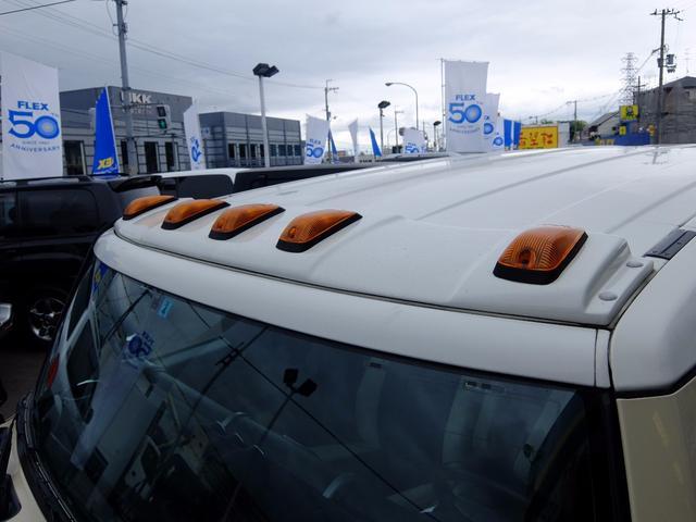 米国トヨタ FJクルーザー ベースグレード ハイリフト メッキパーツ 社外マフラー ナビ
