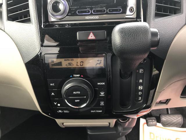 XS 軽自動車 インパネAT エアコン 左側電動スライドドア(18枚目)