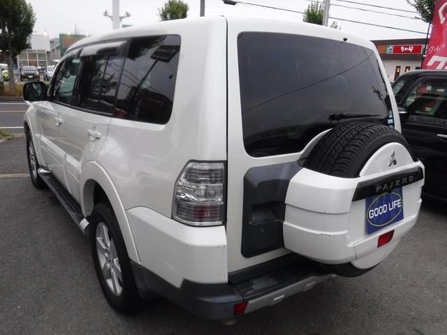 ロング エクシードX4WD社外ナビETCシートヒーター(4枚目)