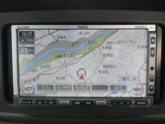カスタムターボRSリミテッド社外HDDナビ純正アルミABS(18枚目)