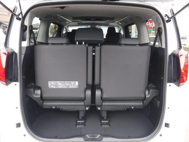 2.5S Cパッケージ 新車 サンルーフ JBLプレミアムサウンド 13インチリアモニター デジタルインナー BSM スペアタイヤ(11枚目)