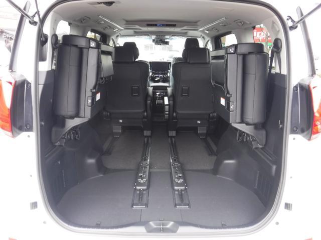 2.5S Cパッケージ 新車 サンルーフ JBLプレミアムサウンド 13インチリアモニター デジタルインナー BSM スペアタイヤ(12枚目)