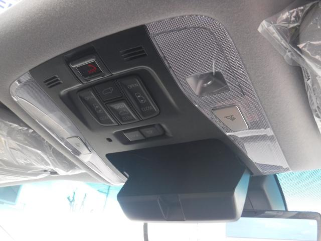 2.5S Cパッケージ 新車 サンルーフ JBLプレミアムサウンド 13インチリアモニター デジタルインナー BSM スペアタイヤ(34枚目)