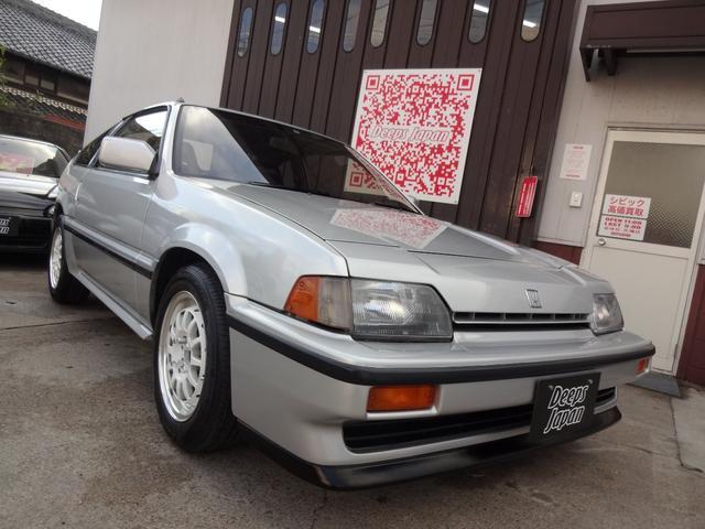 「ホンダ」「CR-X」「クーペ」「奈良県」の中古車2