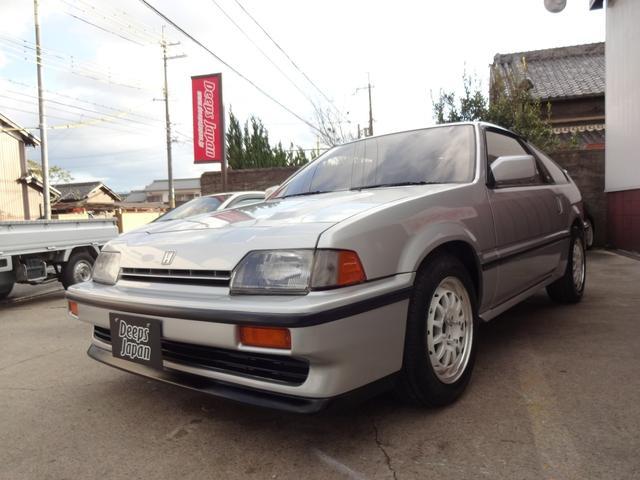 「ホンダ」「CR-X」「クーペ」「奈良県」の中古車4