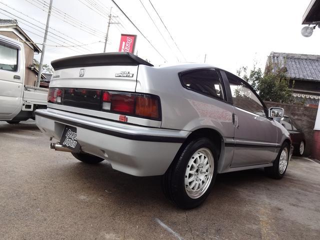 「ホンダ」「CR-X」「クーペ」「奈良県」の中古車8