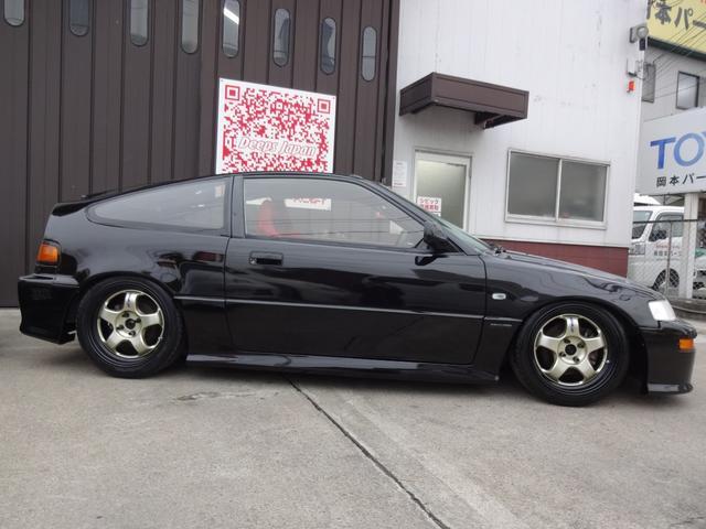 「ホンダ」「CR-X」「クーペ」「奈良県」の中古車9