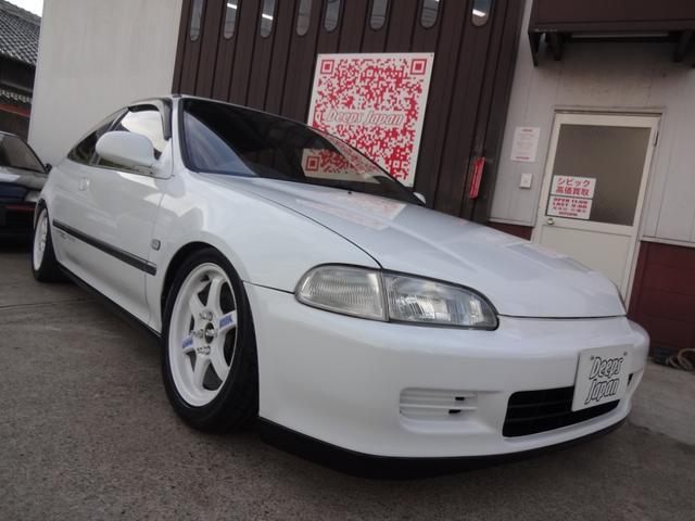 「ホンダ」「シビック」「コンパクトカー」「奈良県」の中古車2
