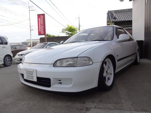 「ホンダ」「シビック」「コンパクトカー」「奈良県」の中古車4