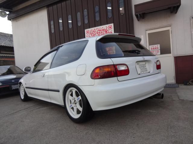 「ホンダ」「シビック」「コンパクトカー」「奈良県」の中古車6