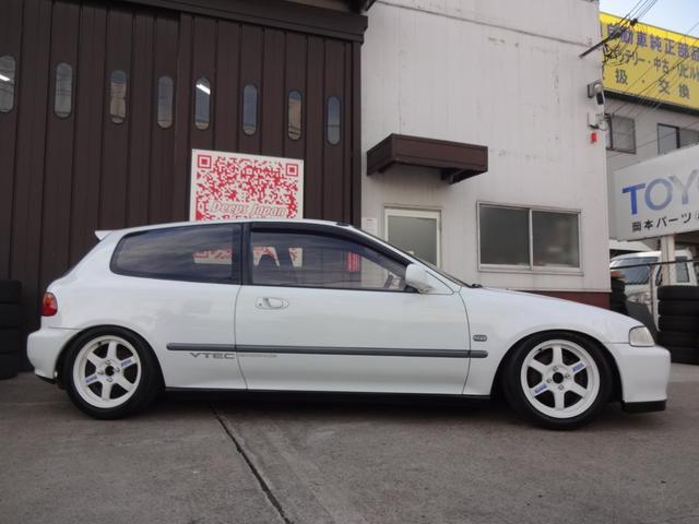 「ホンダ」「シビック」「コンパクトカー」「奈良県」の中古車9