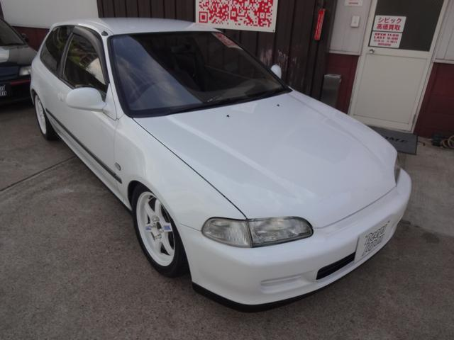 「ホンダ」「シビック」「コンパクトカー」「奈良県」の中古車10