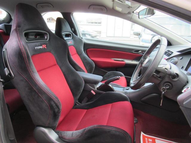 タイプR ユーロ FN2 K20A-VTEC 6MT 2010台限定車 イルミ付きスカッフプレート 純正フォグライト 純正セキュリティ プッシュスタート(20枚目)