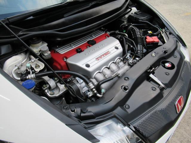 タイプR ユーロ FN2 K20A-VTEC 6MT 2010台限定車 イルミ付きスカッフプレート 純正フォグライト 純正セキュリティ プッシュスタート(21枚目)