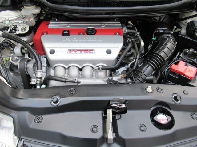 タイプR ユーロ FN2 K20A-VTEC 6MT 2010台限定車 イルミ付きスカッフプレート 純正フォグライト 純正セキュリティ プッシュスタート(22枚目)